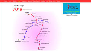 Blue Line Delhi Metro Map by Jaipur Metro Map Android Apps On Google Play