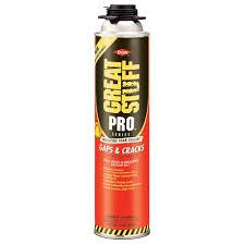 great stuff pro 24 oz gaps and cracks insulating foam sealant