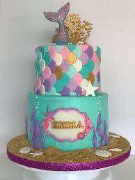 mermaid cake ideas 26 diy the sea mermaid party ideas mermaid cakes mermaid