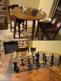 chess table and chairs set chairs chess tables and chairs table on modern home decoration 7