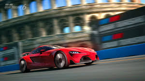 Ft 1 Toyota Price Drive The Toyota Ft 1 Concept Coupé In Gran Turismo 6 Gran