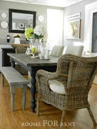 black wicker dining chair foter