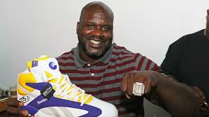 Shaq Bench Shaquille O U0027neal U0027s Size 22 Reebok Shaq Attaq Is Even More