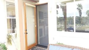 Screen French Doors Outswing - retractable screens for out swing doors youtube