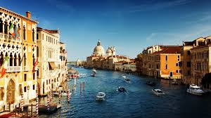 download wallpaper 3840x2160 italy houses river sky 4k ultra hd