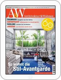 architektur und wohnen buy architektur wohnen magazine subscriptions usa