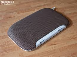Laptop Desk With Speakers Review Logitech Speaker Lapdesk N550 Notebookcheck Net Reviews