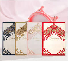 Red Invitation Cards Online Get Cheap Red Invitation Kits Aliexpress Com Alibaba Group