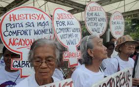 Comfort Women In Philippines Todayonline Philippines U0027 Wwii Slaves Demand Justice From Japan