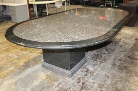Granite Conference Table Granite Office Table Granite Reception Table Granite