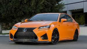 lexus gs f usa lexus gs f and rc f get tuned for sema