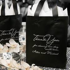 wedding gift bags ideas wedding gift bag ideas your guests will