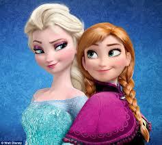 young girls prefer frozen u0027s elsa anna