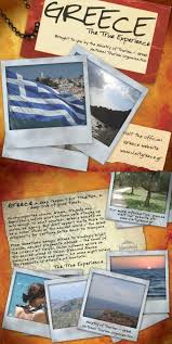 island brochure template 35 inspirational exles of travel brochures