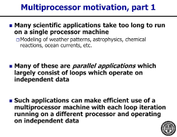 ece200 u2013 computer organization chapter 9 u2013 multiprocessors ppt