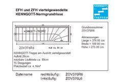 platzbedarf treppe treppengrundrisse normgrundrisse unserer kenngott treppen
