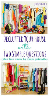 Room By Room Furniture Best 25 Declutter Your Home Ideas On Pinterest Declutter How