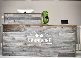 Gray Reception Desk Best 25 Used Reception Desk Ideas On Pinterest Man Cave Diy Bar