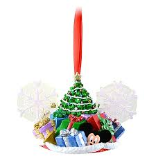 ear hat ornament tree mickey mouse limited edition