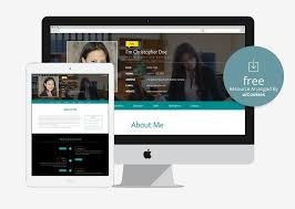 Html5 Resume 100 Best Free Html5 Responsive Bootstrap Templates