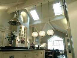 high ceiling light fixtures high ceiling lighting long drop stairwell light for high ceilings