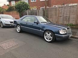 mercedes classic car mercedes benz 300 ce coupe classic car in sutton london
