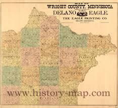 Mn Counties Map County Minnesota