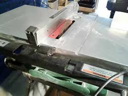 hitachi table saw review hitachi c10fr tablesaw review youtube