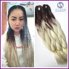 Hairstyles With Jumbo Braiding Hair Aliexpress Com Buy Free Shipping 10packs Lot 24