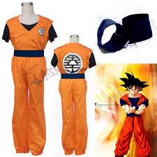 Dragon Ball Halloween Costumes Buy Wholesale Goku Dragon Ball Costume China Goku