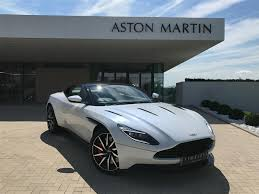 2017 aston martin db11 used 2017 aston martin db11 v12 launch edition 2dr touchtronic