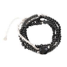 black onyx silver bracelet images Handmade black onyx bracelet a beautiful story jpg