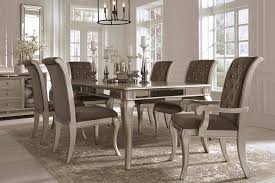 Italian Dining Room Furniture Italian Glass Dining Table Extendable High End Modern Tables Room