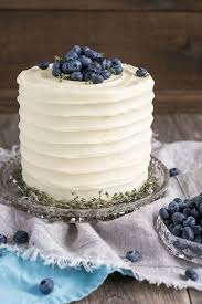 wedding cake layer blueberry banana cake with cheese frosting liv for cake