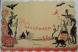 halloween vintage thraam com