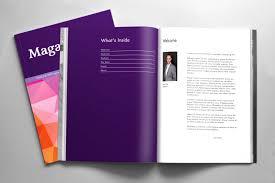 magazine layout graphic design magazine layout nicole deyton