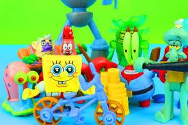 spongebob squarepants imaginext characters youtube