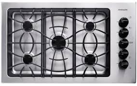 Frigidaire Gas Cooktops Frigidaire Ffgc3625ls 36 Inch Gas Cooktop With 5 Sealed Burners