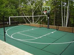 multi use outdoor courts gallery sport court north serving mn