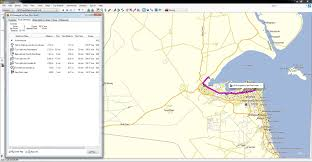 kuwait on a map kuwait gps map for garmin gpstravelmaps com