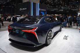 lexus lf fc concept car u2013 webloganycar