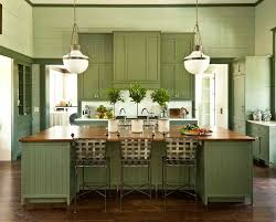 green kitchen cabinet ideas painted green kitchen cabinets with light counter tops my home