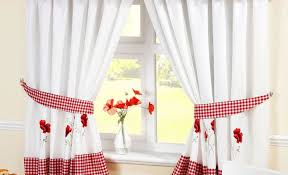 Yellow Plaid Kitchen Curtains by Curtains Amazing Checkered Kitchen Curtains Kitchen Curtains