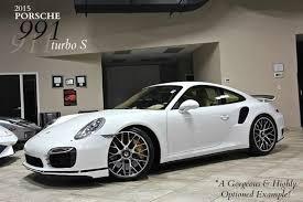 porsche 911 turbo s for sale porsche tuning caricoscom 2015 porsche 911 turbo s rear exterior