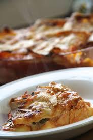 cote cuisine julie andrieu recettes lasagnes aux légumes et à la mozzarella galilou cuisine