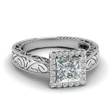 square cut halo engagement rings 20 styles of square engagement rings that one can never resist
