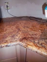 kitchen countertops without backsplash granite allyn interiors