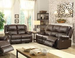sofa enchanting reclining sofa sets reclining leather sofa set
