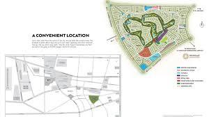 damac hajar 2 sone villas akoya oxygen master layout plan