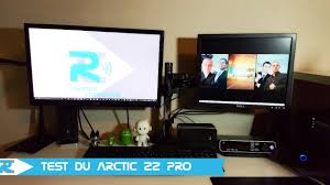comparatif ordinateurs de bureau arctic z2 pro test support écran pour ordinateur de